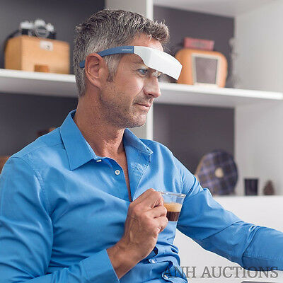 NEW! Luminette 2 - Portable Lightweight Wearable Light Therapy Glasses Device