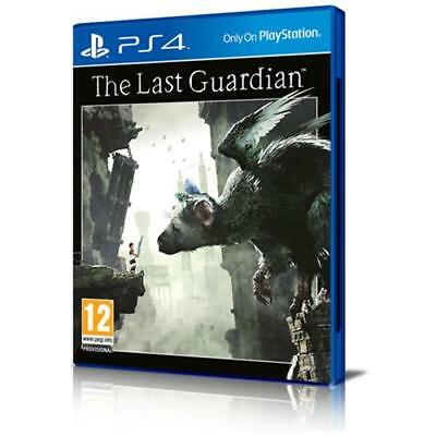 SONY PS4 - The Last Guardian