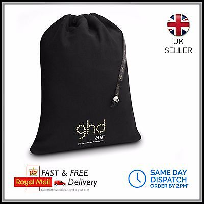 GHD Air Hairdryer Hair Dryer Dust Bag - Storage Travel Carry Protective Bags