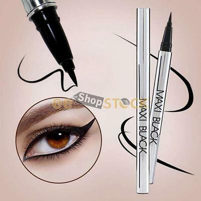 Stylo Eyeliner Professionnel Liquide Longue Durée Maquillage Noir Eye liner Cray