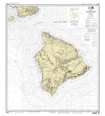 2008 Map of Hawaii