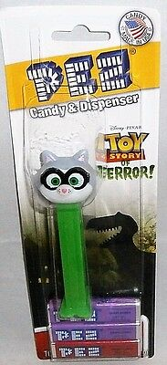 Disney's TOY STORY  Pez Dispenser   TERROR CAT