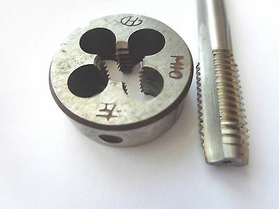 m10 x 1.5 lefthand tap and die