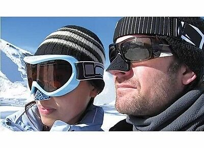 Beko 2010, Sun Protection for Your Nose, Sun Glasses, Ski Goggles, Skin Cancer