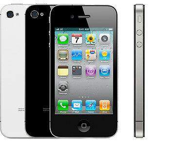 Apple iPhone 3GS 4S 5c 8GB 16GB 32GB FACTORY UNLOCKED Smartphone