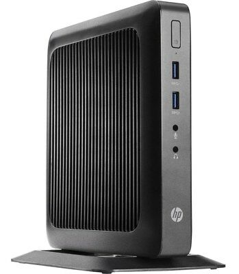 HP t520 Flexible Dünn Client Dual-Core (GX-212JC) 1.2GHz 4GB 16GB SSD LAN