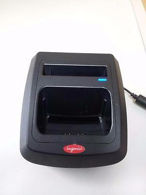 Ingenico iPA200-BASE Charging Base Station Cradle for iPA280 Untested AS-IS