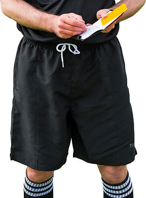 Precision Football Sports Training Wear Elasticated Waist Referees Shorts