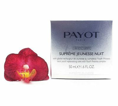 Payot Supreme Jeunesse Nuit - Total Youth Replenishing Care 50ml