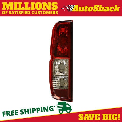 Drivers/Left Side Tail Light Assembly fits 2005-2009 Nissan Frontier