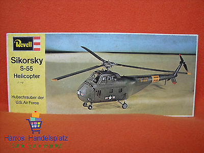 Revell ® H-214 Sikorsky S-55 Helicopter 1:49