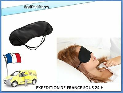 Masque de sommeil / nuit / sleep eyes ! Anti fatigue , relaxation , loup