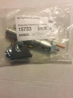Ansul Air Cylinder and Tubing Assembly for R-102 NEW!