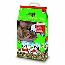 PET-117532 Cats Best Okoplus Clump Litter (10ltr)