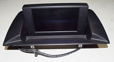 BMW E87 Central Information Display Navi Display 6978207 9145437 9166282