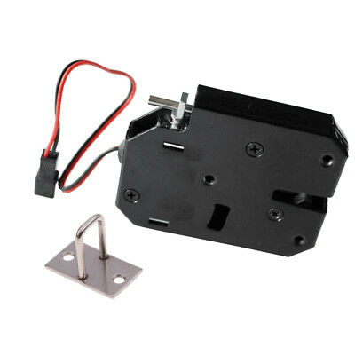12V Electromagnetic Lock Automatic Door Security Electric Controlling Lock