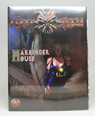 Dungeons & Dragons - Planescape Harbinger House - 2614 *New in Shrink*