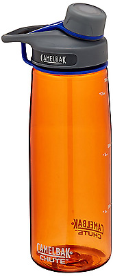 Camelbak Products Chute Water Bottle, Rust, 0.75-Liter