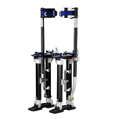 "Pentagon Tools 18"" - 30"" Drywall Stilts"