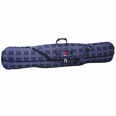 Athalon Fitted Snowboard Bag, Plaid, 170cm