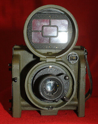Us Army Signal Corps Camera Combat Ph501/pf. [Simmon Bros.] Military