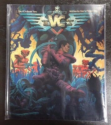 The VC's Book 2 - TPB Titan Books 1987 First Edition UK FREE P+P Two 1st