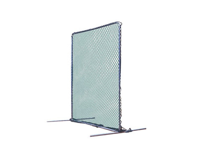 Quick-snap Square Protective Screen for Baseman, 6-Feet