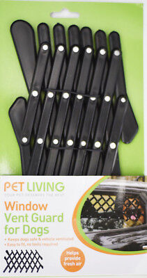 Window Vent Guard For Dogs,Pets,etc.