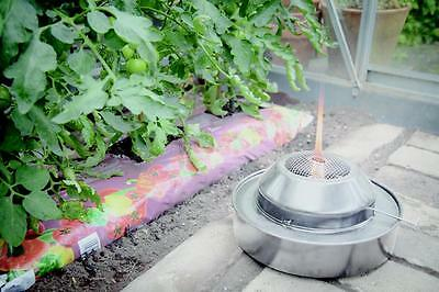 Apollo Large Cold Frame Paraffin Heater Anti Frost Mini Greenhouse Heater 70658