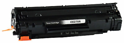 Toner cartridges black compatible with HP CE278A