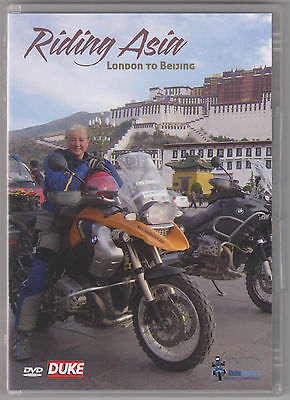 Riding Asia London To Beijing Dvd New