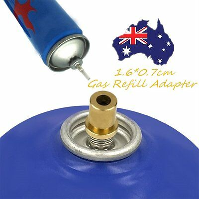 Outdoor Camping Hiking GTs Burner Stove Accesory GTs Refill Adapter Connector MS