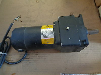 Baldor Model # Gp12545 90 V Dc Gearmotor 1/8 Hp Output 116 Rpm - New