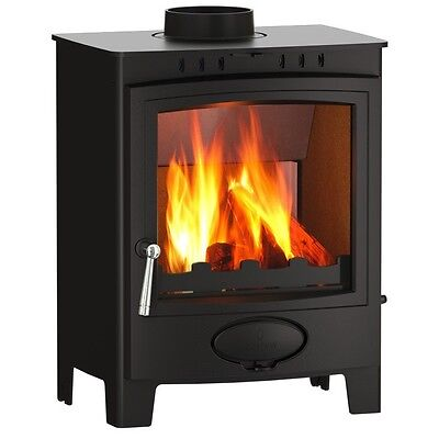 Aarrow Ecoburn 7 Wood Burning Only Stove Ex Display Official Retailer