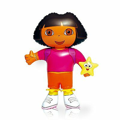 52cm Dora the Explorer Inflatable Soft Balloon Toy