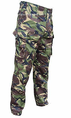 Camo Trousers - British Army Dpm Camouflage - Various Sizes - Brand New