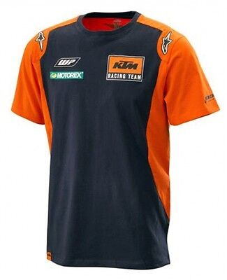 Ktm T-Shirt Replica Team Tee 2017 Size Xl 3Pw1856005