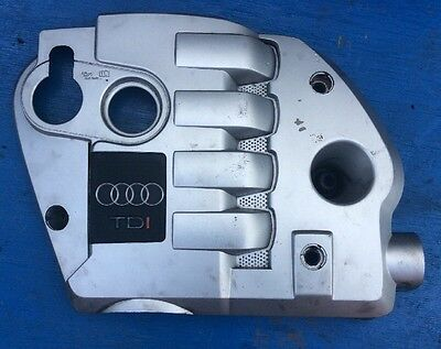 Audi A4  2003 1.9 Tdi Pd Engine Cover 013427/1A-D