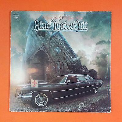 BLUE OYSTER CULT On Your Feet Or On Your Knees PG 33371 LP Vinyl VG Cover VG+ GF