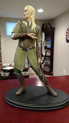 Lord Of The Rings Legolas Statue From Sideshow Weta