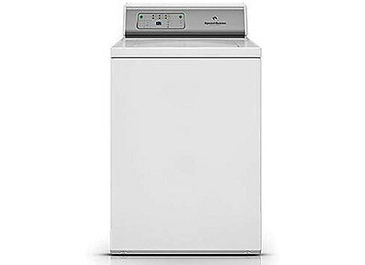 "Speed Queen AWNE82SP 26"" Top Load Washer 3.3 cu. ft. Capacity in White"