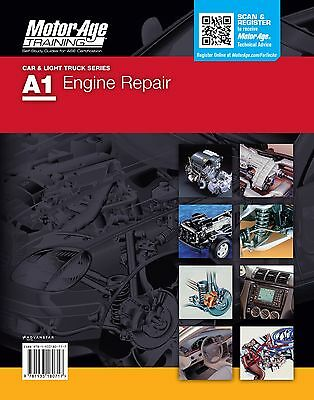 ASE Study Guide A1 Engine Certification by Motor Age Training