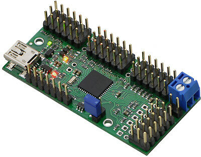 Pololu Mini Maestro 24-Channel USB Servo Controller (Assembled)