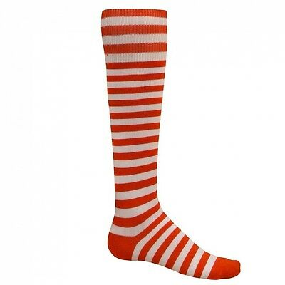 Red Lion Mini Hoop Athletic Socks ( Red / White - Medium ). Shipping is Free