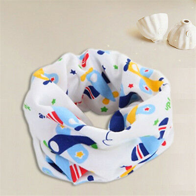 Fashion 1PC Kids Soft Neck Scarves Star Pattern Baby Bib Scarf Collar Gift