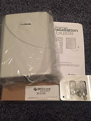 Wilson weboost Wall Mount Panel Antenna 700-2700 MHz 75 Ohm Directional