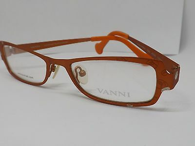 VANNI montatura per occhiali da vista FRAME glasses brille eyewear made in italy