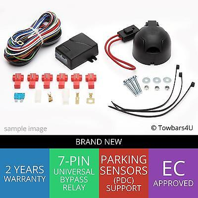 Brand New Towbar 7 Pin Bypass Relay Electrics Toyota Auris Hybrid Avensis