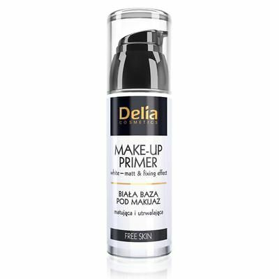 Delia Free Skin Make-up Primer White-Matt & Fixing Effect 35ml