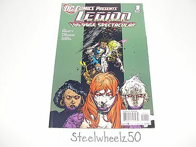DC Comics Presents Legion Of Super Heroes 100 Page Spectacular #1 Comic Damned